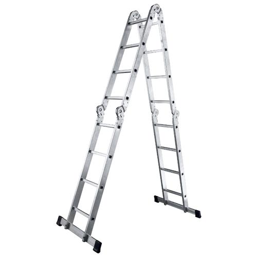 Лестница трансформер 4-секционная ALUMET ТL4033