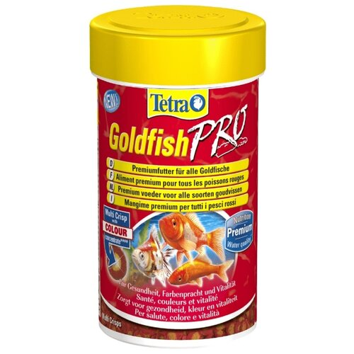 Сухой корм для рыб Tetra Goldfish pro 100 мл сухой корм для рыб tetra goldfish energy 100 мл