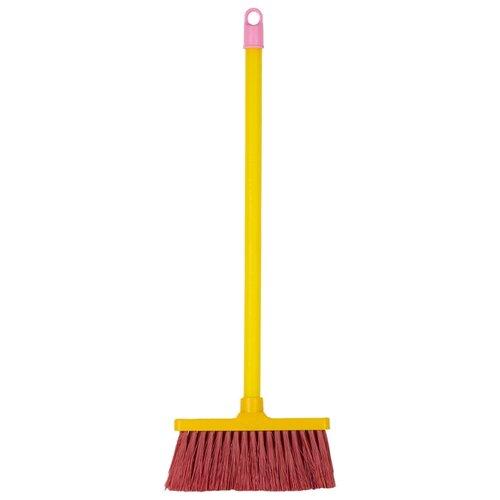 Щётка для уборки Совтехстром У854 желтый/розовый игра совтехстром холодильник у565