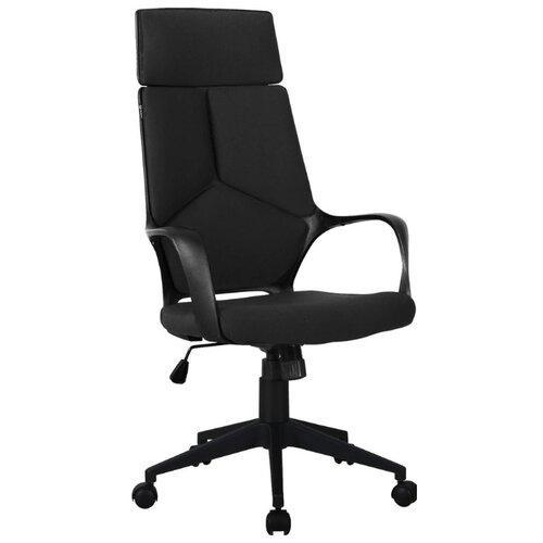 Кресло для руководителя Alsav кресла AL 766, обивка: текстиль, цвет: ткань черная