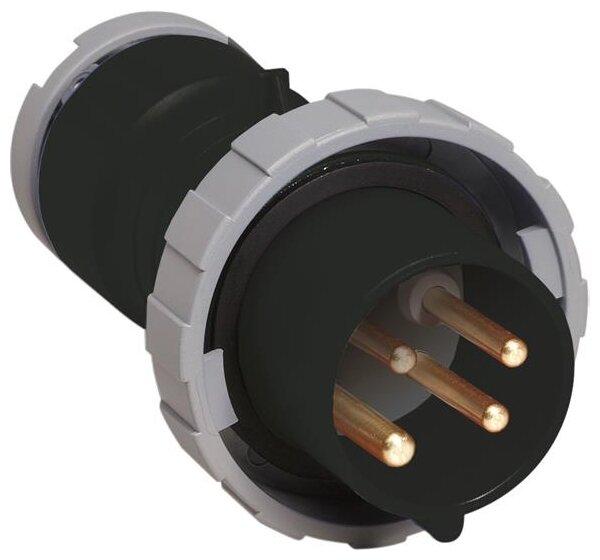 Вилка силовая (CEE) кабельная переносная ABB 2CMA166736R1000