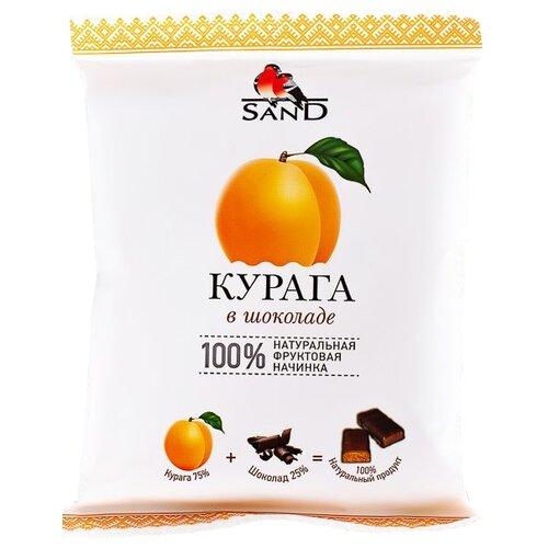 Конфеты SanD Курага в шоколаде 135 г