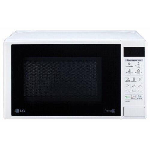 Микроволновая печь LG MS-2042DY микроволновая печь свч lg ms 2042 db