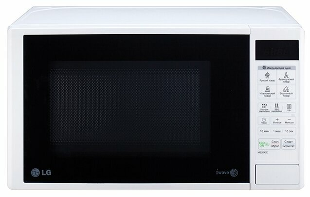 Микроволновая печь LG MS-2042DY — купить по выгодной цене на Яндекс.Маркете