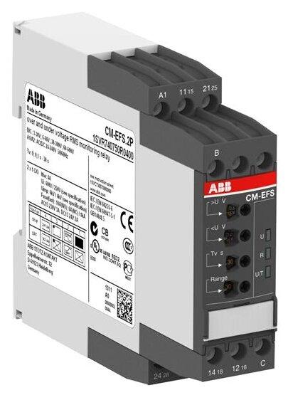 Реле контроля напряжения ABB 1SVR730750R0400