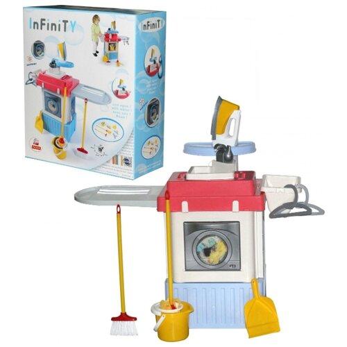 Купить Набор INFINITY premium №1 42330, Полесье, Детские наборы инструментов