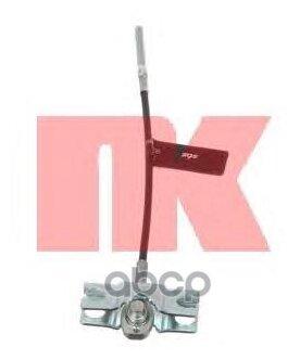 Трос Стояночного Тормоза Передний / Nissan (Ниссан) Almera (Альмера) (Дисковые Тормоза) 00~ Nk арт. 902298