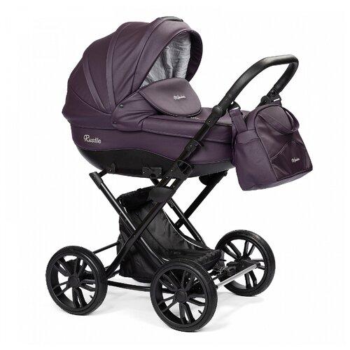 Купить Коляска для новорожденных Mr Sandman Rustle 12 фиолетовый, Коляски