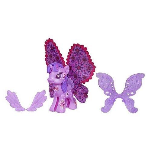 My Little Pony (Hasbro) MLP Pop Конструктор пони с крыльями Искорка / Twilight Sparkle B0373 / B0371