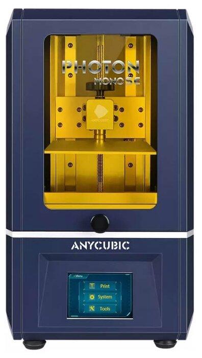 3D-принтер Anycubic Photon Mono SE серый фото 1