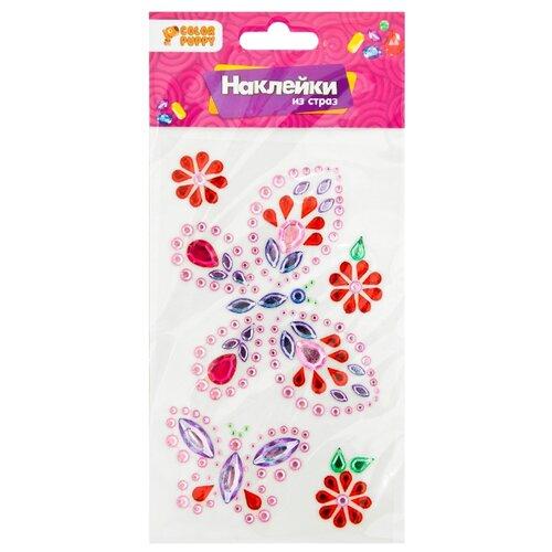 Color Puppy наклейки из страз Бабочки (95402)
