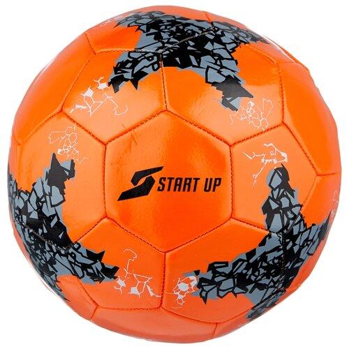 Футбольный мяч START UP E5125 оранжевый 5 цена 2017