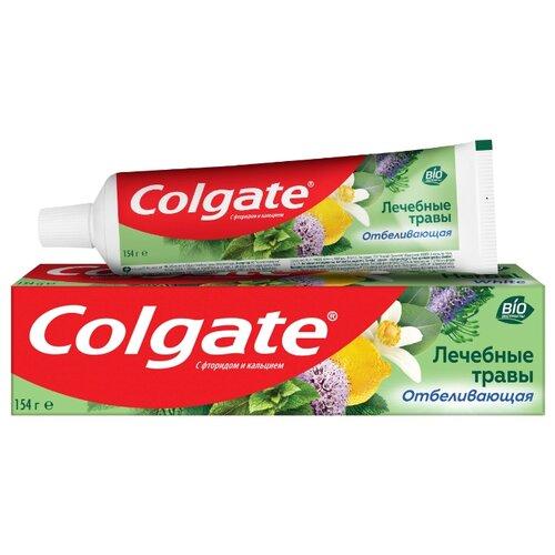 Купить Зубная паста Colgate Лечебные травы Отбеливающая, 100 мл