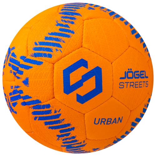 Футбольный мяч Jogel Urban оранжевый/синий 5