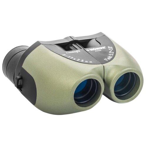 Купить Бинокль KONUS Zoomy-25 8–17x25 зеленый/черный