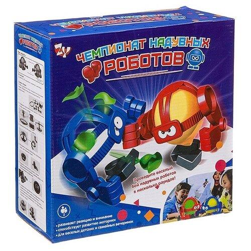 Настольная игра Zhorya Чемпионат надувных роботов