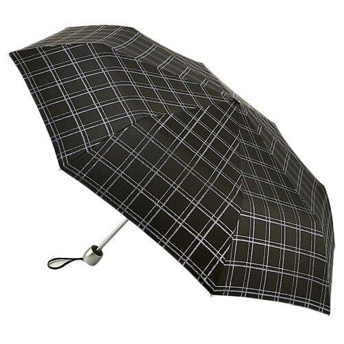 Зонт механика FULTON SparkleCheck черный