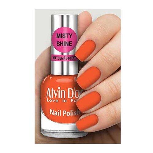 Купить Лак Alvin D'or Misty shine, 15 мл, 537