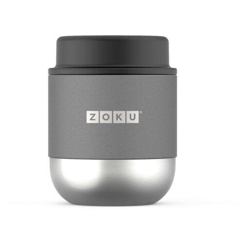 Вакуумный контейнер Zoku Neat Stack 295 мл нержавеющая сталь