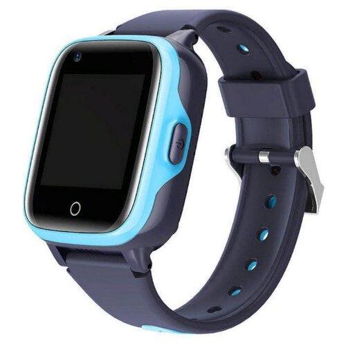 Детские умные часы c GPS Smart Baby Watch KT15 голубой детские умные часы c gps smart baby watch kt03 голубой синий