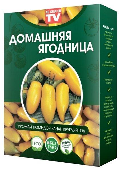 Набор для выращивания Домашняя ягодница Помидор-Банан