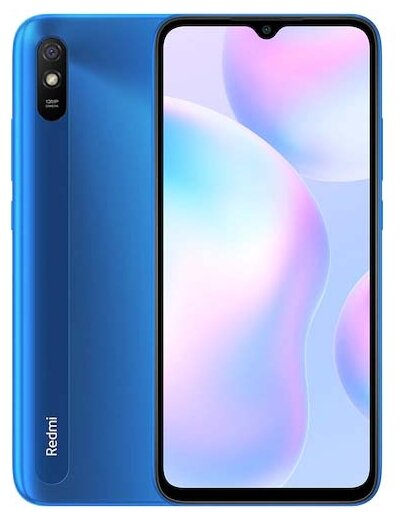 Смартфон Xiaomi Redmi 9A 2/32GB синий (29237) - Характеристики - Яндекс.Маркет (бывший Беру)
