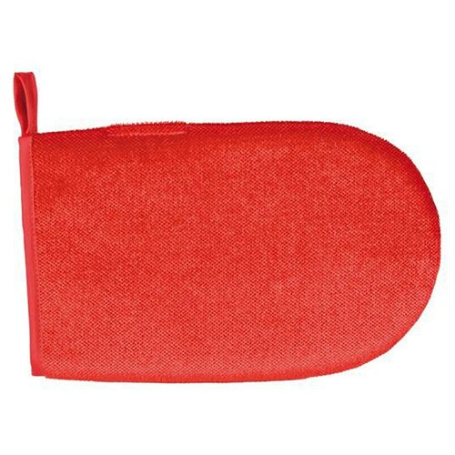 TRIXIE рукавица Анти-пух красный