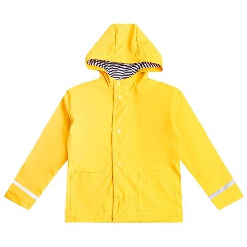 Купить Дождевик Leader Kids размер 122, желтый, Пальто и плащи