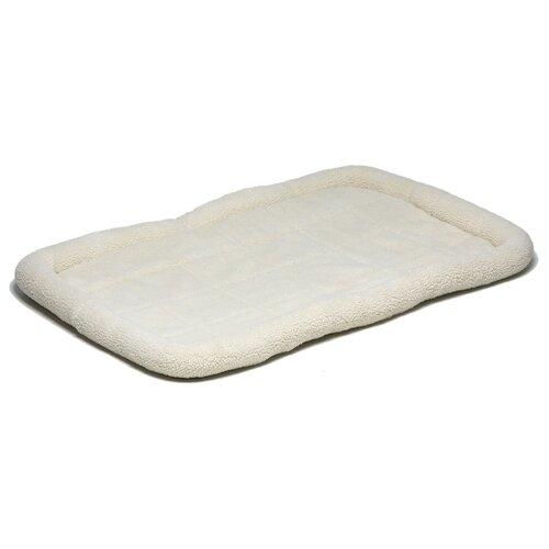 Лежак для собак ZooOne 6104 91х56х7.5 см белый