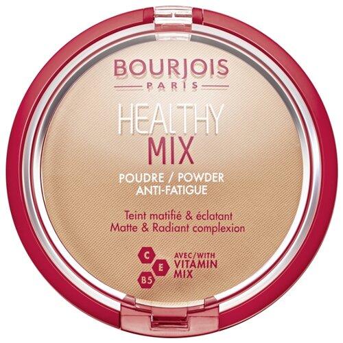 Купить Bourjois Пудра компактная Healthy Mix Powder 04 Light bronze