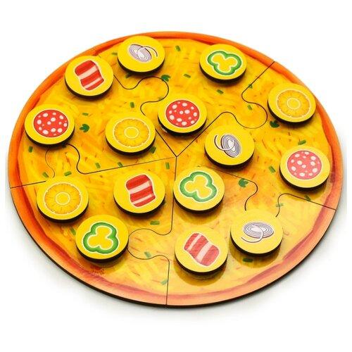 Пазл PAREMO Пицца мясная (PE720-71), 20 дет. пазл paremo лев pe720 66 6 дет