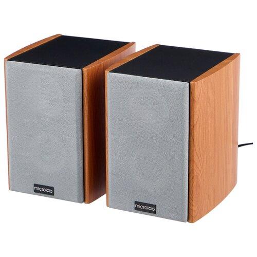 Компьютерная акустика Microlab B-73 wood / silver компьютерная акустика microlab t10 черный