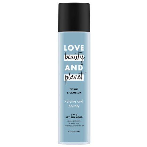 Фото - Love Beauty and Planet сухой шампунь Volume and Bounty, 245 мл gift set dove beauty and tenderness 250ml 150ml shampoo deodorant spray antiperspirant beauty