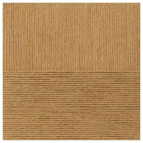 Пряжа для вязания ПЕХ Зимняя премьера (50% мериносовая шерсть, 50% акрил) 10х100г/150м цв.270 мокрый песок