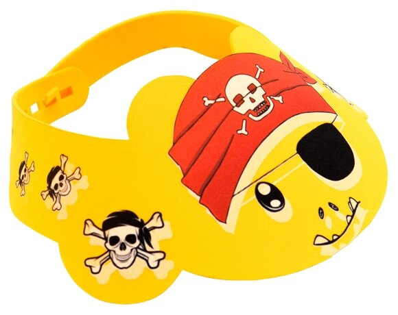 Козырек Мягкий нянь Пират