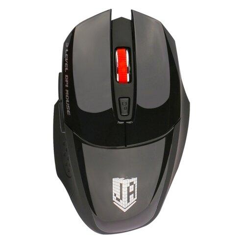 Беспроводная мышь Jet.A OM-U38G Black USB черный мышь беспроводная jet a comfort om u36g чёрный usb