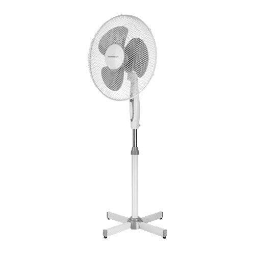 Напольный вентилятор Normann ACF-193, white/grey