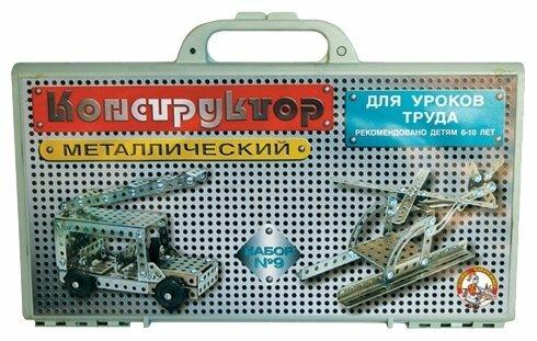 Винтовой конструктор Десятое королевство Конструктор металлический для уроков труда 00829 №9