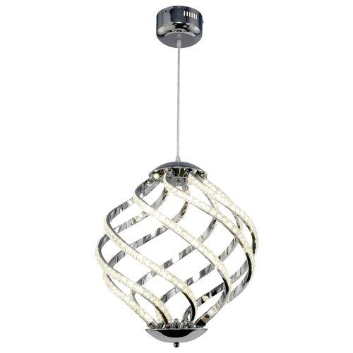 Светильник светодиодный Максисвет Геометрия 2-1640-8-CR LED, LED, 104 Вт максисвет потолочная люстра максисвет simple еврокаркасы 1 2108 5 cr dwe e14