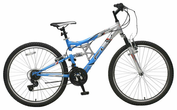 Горный (MTB) велосипед Fly Nomad (2007)