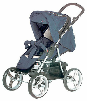 Прогулочная коляска Hoco Spacer
