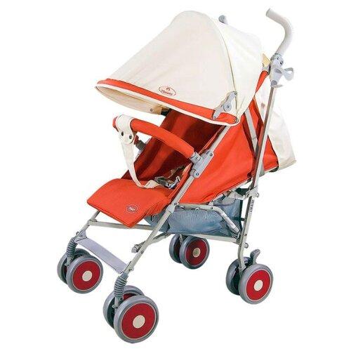 Прогулочная коляска Tommy Cute красный