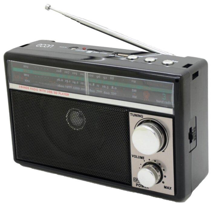 Радиоприемник ECON ERP-2500UR — купить по выгодной цене на Яндекс.Маркете