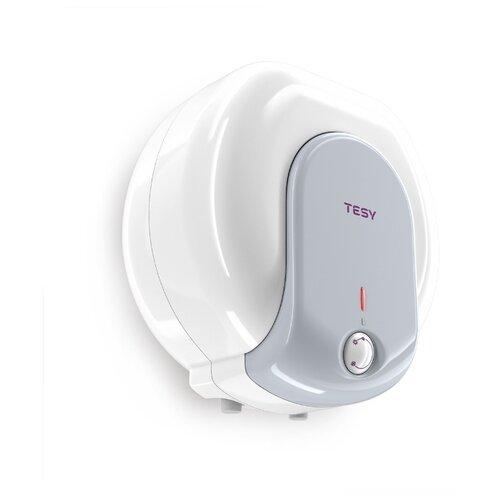 Накопительный электрический водонагреватель TESY GCA 1015 L52 RC, белый/серый