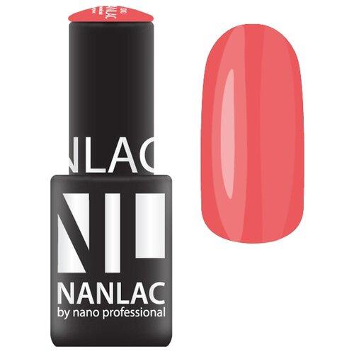 Фото - Гель-лак для ногтей Nano Professional Эмаль, 6 мл, NL 2064 столица гель лак для ногтей kodi basic collection 12 мл 30 r терракотово красный эмаль
