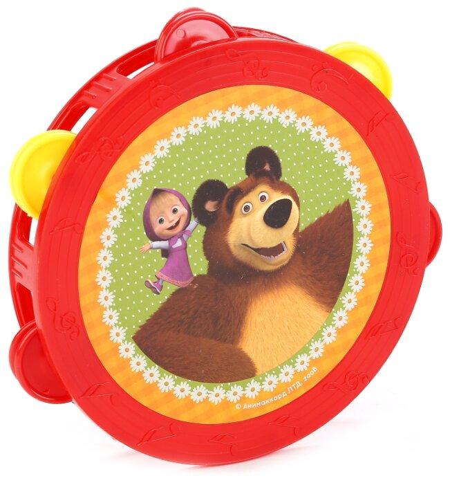 Играем вместе бубен Маша и Медведь B421478-R