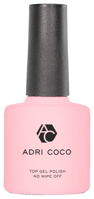 Верхнее покрытие ADRI COCO Top Gel Polish без липкого слоя 8 мл