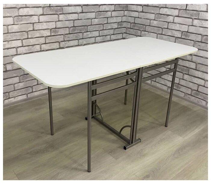 Стол кухонный Мир стульев Книжка-3 раскладной