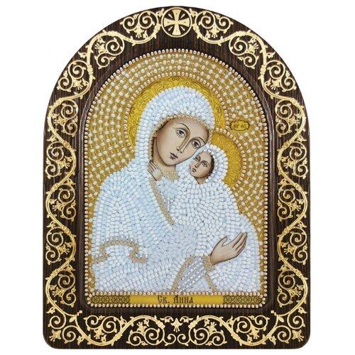 Купить Набор для вышивания Нова Слобода СН №02 Православный киот 5019 Св. Анна с младенцем Марией 13.5х17см, NOVA SLOBODA, Наборы для вышивания