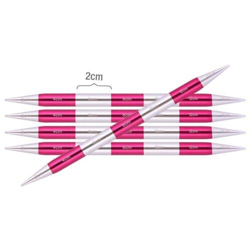 Купить 42016 Спицы чулочные SmartStix 8мм/14см, KnitPro 42016, Knit Pro